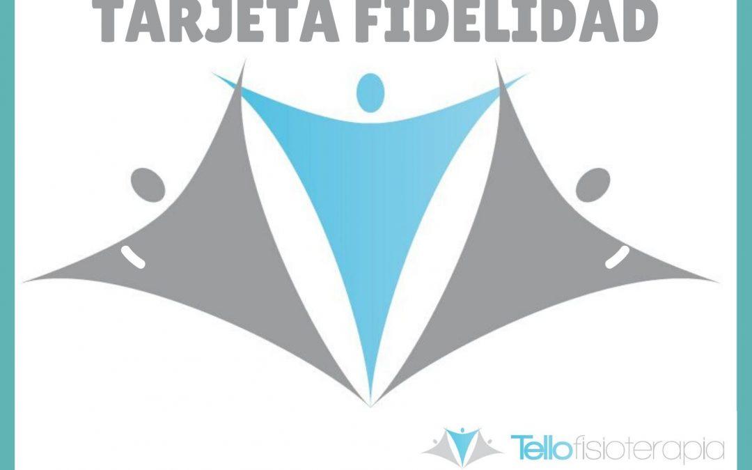 ¡¡NUEVAS TARJETAS FIDELIDAD!!